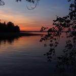 Kuva pääfestiltä: auringonlasku